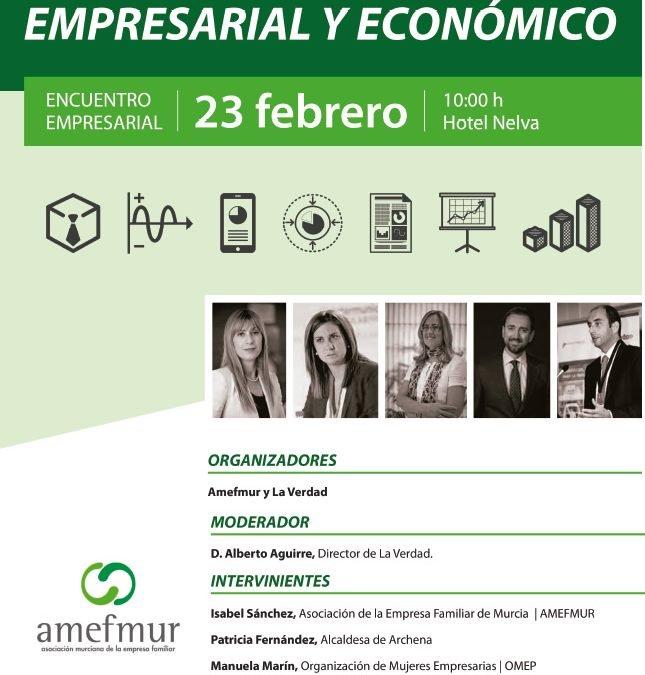 Encuentro empresarial 'El nuevo impulso empresarial y económico'