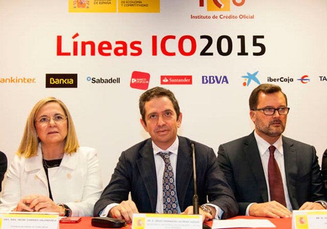 Os presentamos las Ayudas ICO 2015
