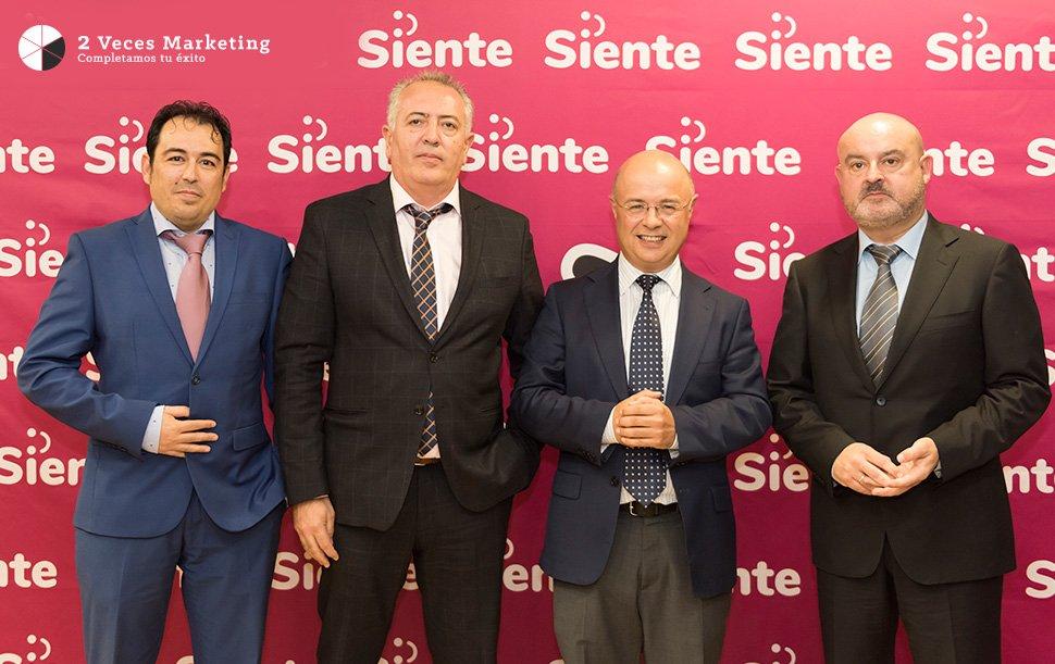 Presentación de SIENTE de la mano del consejero Andrés Carrillo