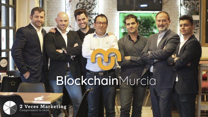 Nace Blockchain Murcia
