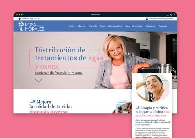 Rosa Morales Agua