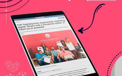 2VM en La Razón: Top de mejores empresas para la Digitalizacion Empresarial