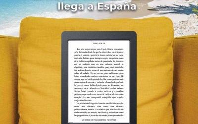 Kobo Nia: El nuevo rival de kindle llega a España