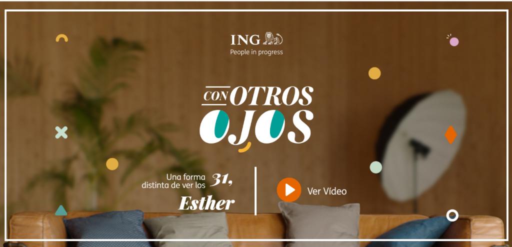 Ejemplo Banco ING de estrategias de marketing digital