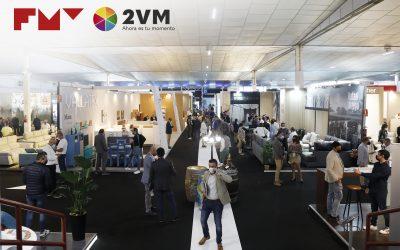 La agencia murciana 2VM impulsa la digitalización del clúster del mueble con su participación en el 60 aniversario de la FMY